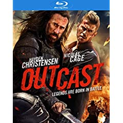 Nic Cage in OUTCAST on Blu-ray, DVD and On Demand March 31st from Entertainment One