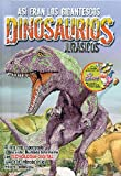 DINOSAURIOUS JURASICOS (Spanish Edition)