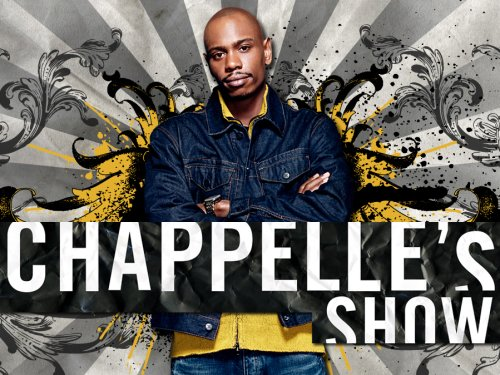 dave chappelle white guy