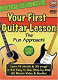 Your First Guitar Lesson (Beginning Guitar)