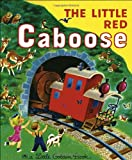 Marian Potter The Little Red Caboose (210-61) (Little Golden Book)