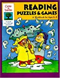 img - for Reading Puzzles & Games (Gifted & Talented) book / textbook / text book