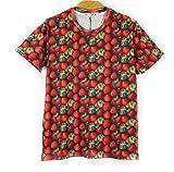 1stモール 【 16種類 4サイズ 】 3D プリント アート Tシャツ 前衛芸術 美術 クレイジー おもしろ XXLサイズ 【 タイプ015 】 ST-ARTTT-15-XXL