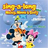 Sing Along with Mickey, Minnie and Goofy: Christian