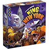 Lello King Of New York Board Game, Multi Color