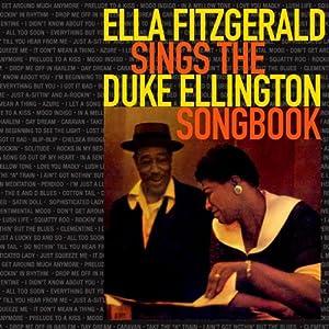 """Afficher """"Sings the Duke Ellington songbook"""""""