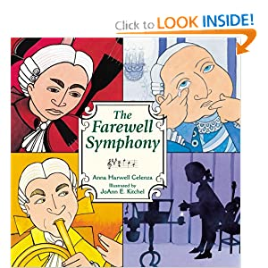 Amazon.com: The Farewell Symphony (9781570914065): Anna Harwell ...