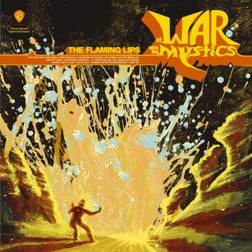 The Flaming Lips - At War With The Mystics (Instrumental) - Zortam Music