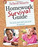 img - for School Smarts Homework Survival Guide: The Skills and Stuff You Need to Succeed [With Stickers and Stencils] (American Girl (Quality)) book / textbook / text book
