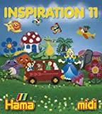 Hama Midi Beads - Inspiration Book 11 - 64 Pages