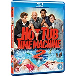 Hot Tub Time Machine 2 [Blu-ray] [Import anglais]