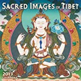 Sacred Images of Tibet 2013 Wall Calendar