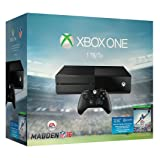 Xbox One 1TB Console - EA Sports Madden NFL 16 Bundle (Color: black)