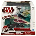 Star Wars Indoor Flying Rc - Jedi Starfighter