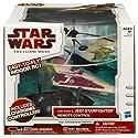 Star Wars Indoor Flying Rc - Jedi Starfighter