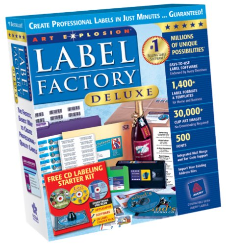 Best Price Label Factory Deluxe 2 0B00008K1OO