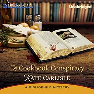 A Cookbook Conspiracy Audiobook