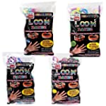 Colorful Loom Bandz 2400 Mega Selecti...