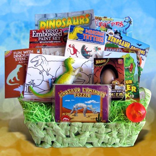 Dinosaur Gift Basket Dinosaur Gift Baskets