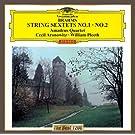 Brahms:String Sextets Nos.1 &
