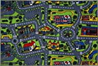 Fun Rugs Rectangle Kids Fun Time Coll…