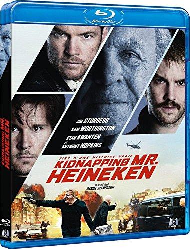 Kidnapping Freddy Heineken - Blu-ray