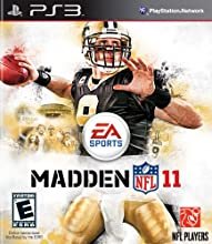 Madden NFL 11 PS3