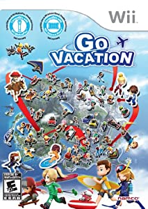 Go Vacation - Nintendo Wii by Namco