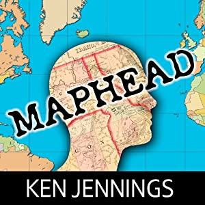 Maphead Audiobook