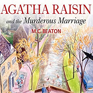 Agatha Raisin Audiobook