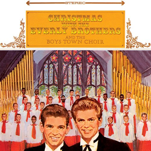CD : Everly Brothers - Christmas With The Everly Brothers (CD)