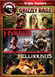 Maneater Triple Feature 6: Grizzly Rage / Hybrid / Hellhounds