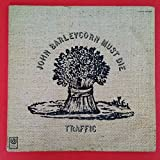 TRAFFIC John Barleycorn Must Die LP Vinyl VG+ Cover VG GF UAS 5504