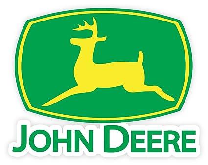 John Deere Logo Decals John Deere Logo Sign Sticker