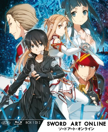 Sword Art Online Box #01 (Eps 01-14) (3 Blu-Ray)