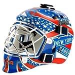 New York Rangers Mini Goalie Mask
