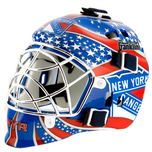 Franklin-Sports-NHL-League-Logo-New-York-Rangers-Mini-Goalie-Mask