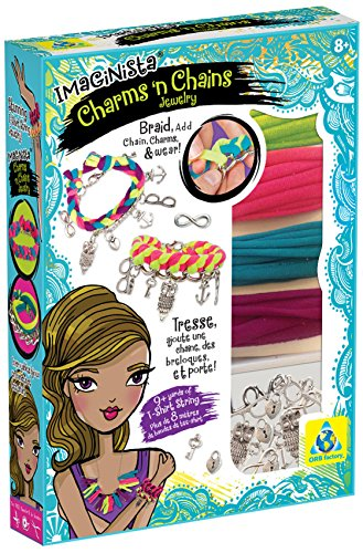 Orb Factory Imaginista Charms 'N Chains Jewelry Kit - 1