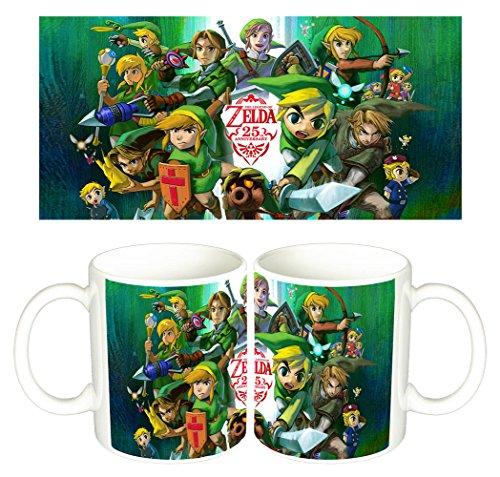 The Legend Of Zelda A Tazza Mug