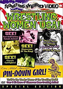 Wrestling Women USA !