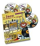 FUZEAU LE JAZZ ET SES LEGENDES - COFFRET LIVRE 3 CD AUDIO - FUZEAU