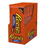 REESE'S Peanut Butter Chocolate Candy Bar, Halloween Candy, Giant (Pack of 12) (Tamaño: 6.8 Ounce)