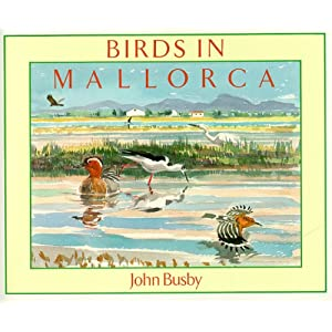Birds in Mallorca