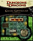 """Castle Grimstead - Dungeon Tiles: A Dungeons & Dragons Accessory (""""Dungeons & Dragons"""" Miniatures)"""