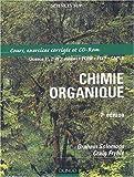 echange, troc Craig Fryhle, Graham Solomons - Chimie organique : Cours, exercices corrigés (avec 1 CD-Rom)