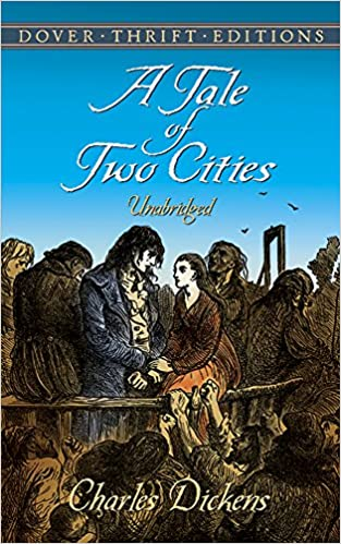Buy A Tale of Two Cities (Dover Thrift Editions)