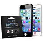 SPIGEN SGP09631Aluminum Home Buttons for iPhone and iPad