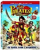echange, troc Les Pirates ! Bons à rien, mauvais en tout - Combo Blu-ray 3D active + DVD  [Blu-ray]