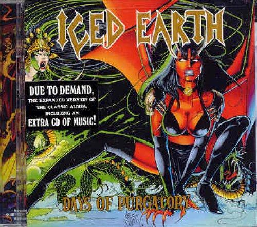 Iced Earth - Days Of Purgatory (Disc 1) - Zortam Music