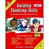 Building Thinking Skills� Level 1 [Paperback] by Sandra Parks; Howard Black